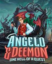 安吉洛和狄蒙:一个地狱般的探险