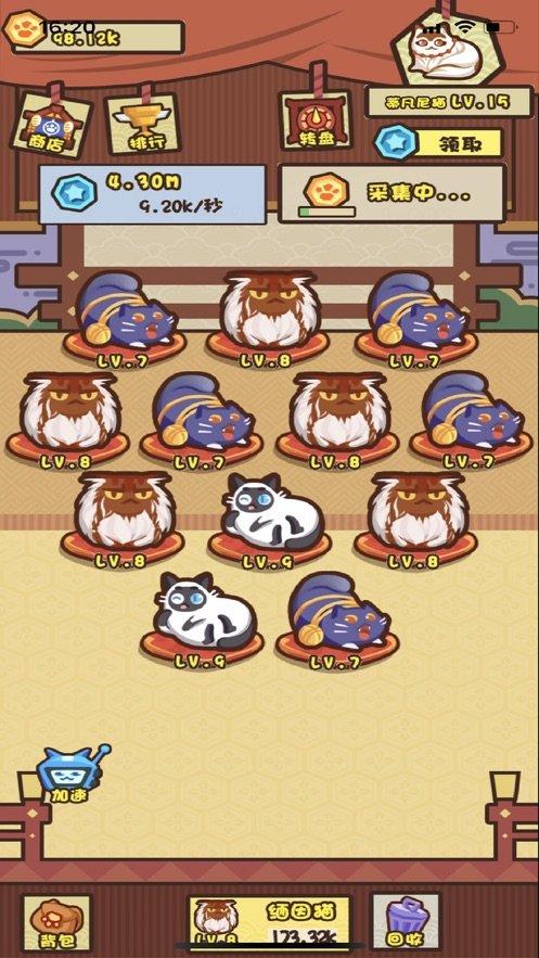 养猫计划红包版游戏