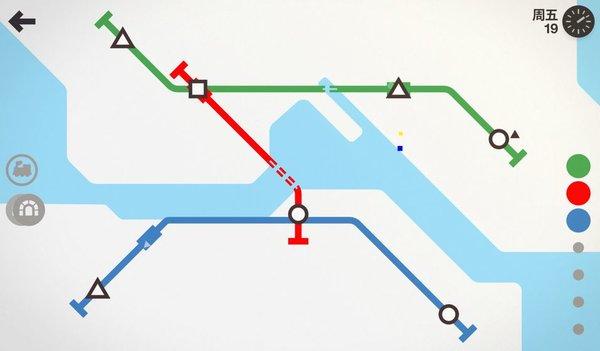 模拟地铁游戏截图