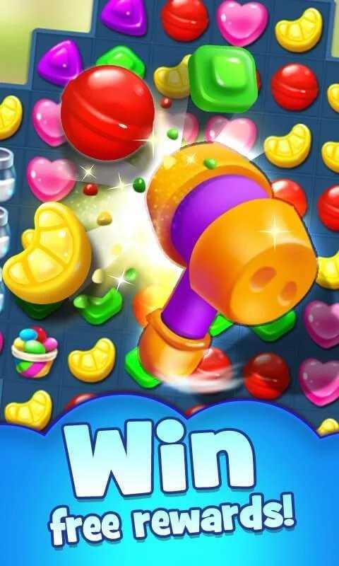 糖果爆炸狂热红包版