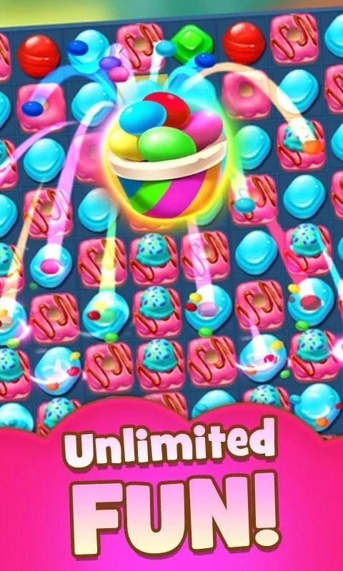 糖果爆炸狂热红包版手游下载-糖果爆炸狂热红包版领福利下载
