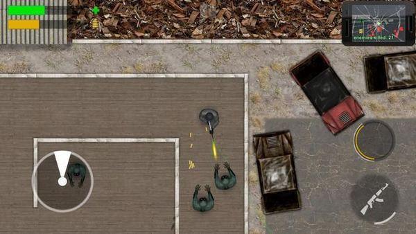 MAD种族僵尸射击游戏下载-MAD种族僵尸射击安卓版下载