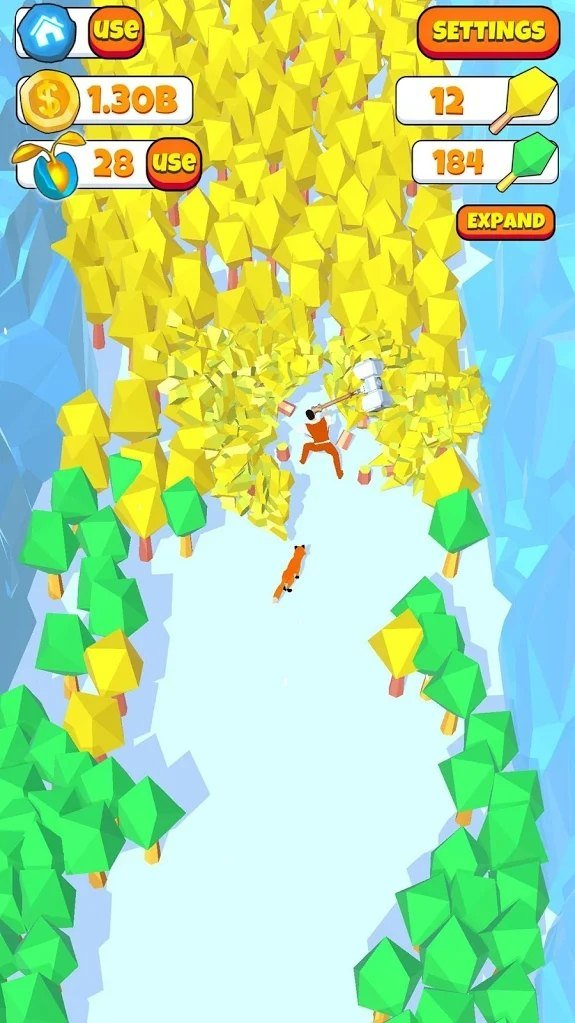 伐木大亨3D红包版游戏下载-伐木大亨3D最新红包版下载