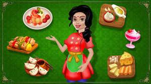 美食烹饪游戏