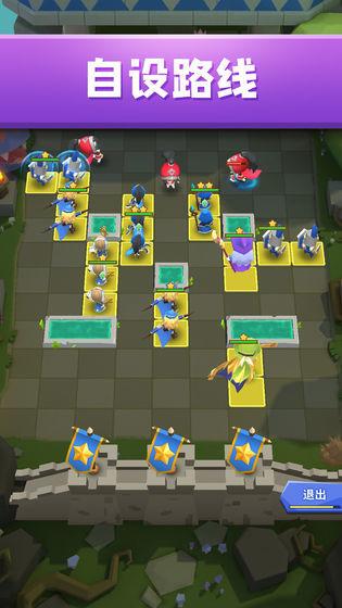 铁壁军团最新安卓版下载-铁壁军团游戏手机版下载