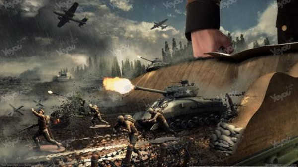 军事战争游戏