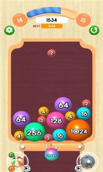 球球2048领红包最新版下载-球球2048领红包手机版下载